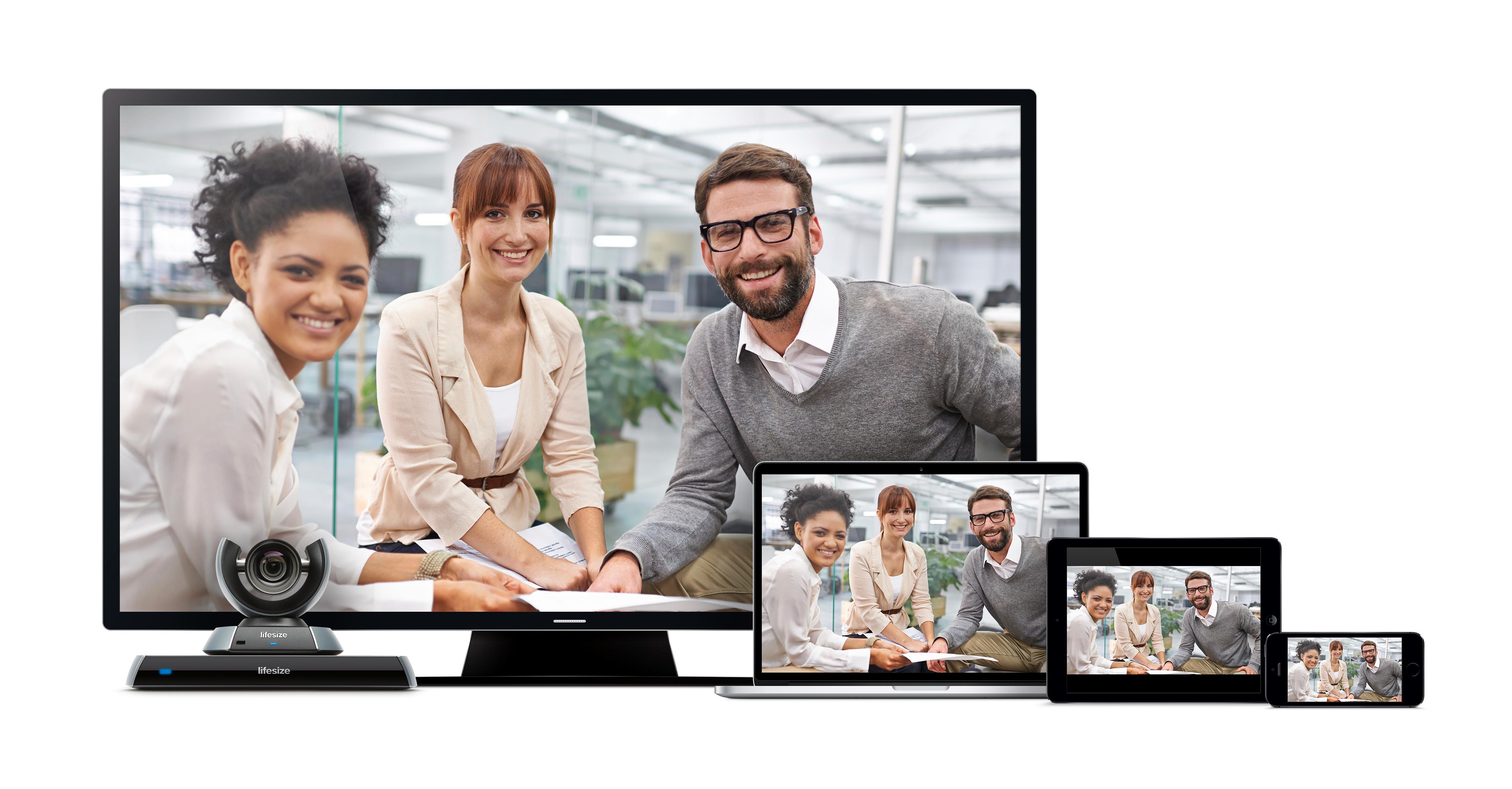 Lifesize Videokonferenz